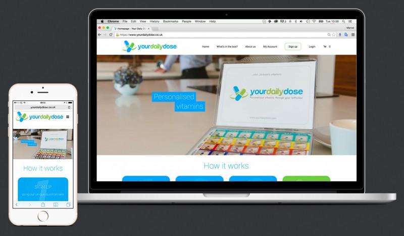 responsive design websites