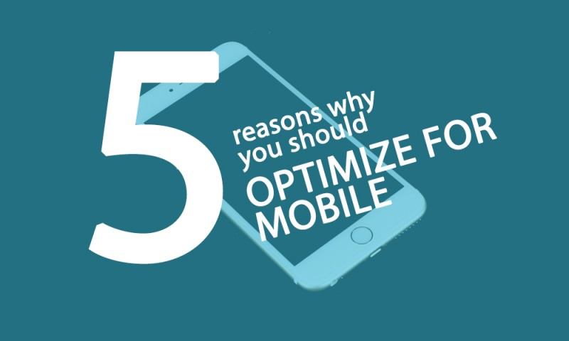 mobile optimisation for websites