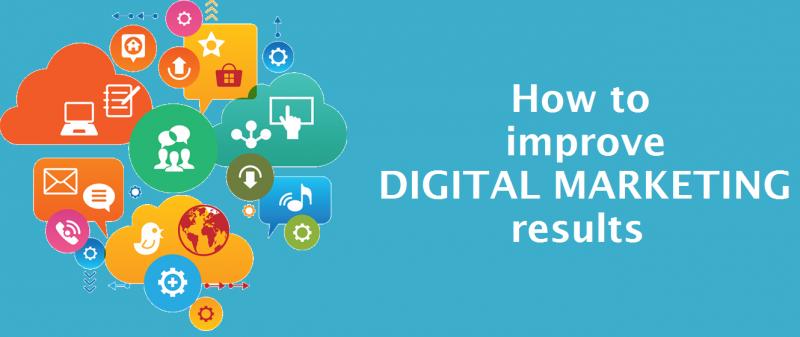 Improve digital marketing