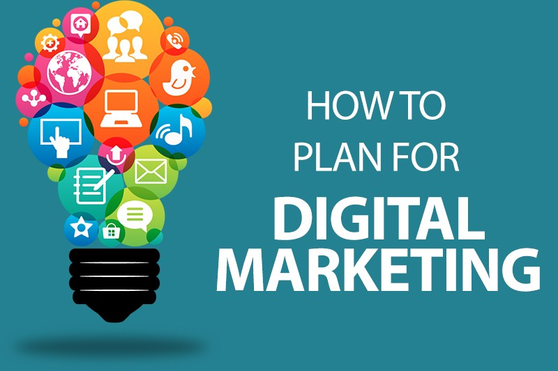 plan digital marketing with ease