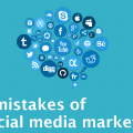 mistakes of social media marketing